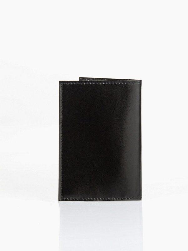 Кожаный паспорт